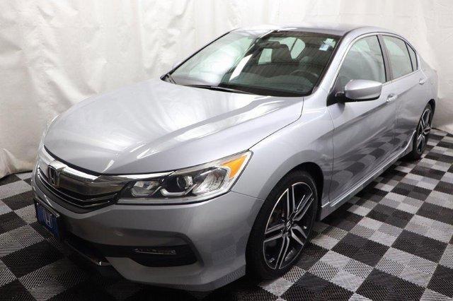Used 2017 Honda Accord Sedan in Akron, OH