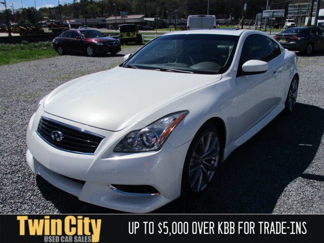 Used 2010 INFINITI G37 COUPE in Fort Payne, AL