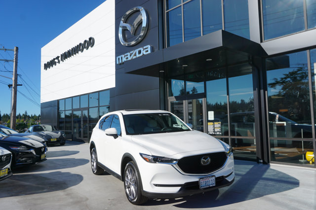 Used 2020 Mazda CX-5 Grand Touring AWD