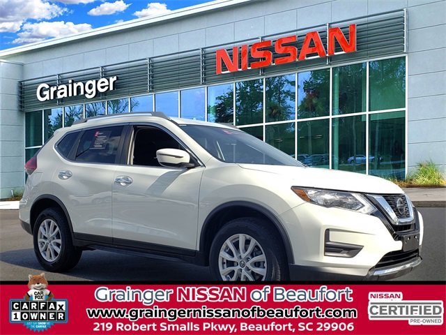 Used 2018 Nissan Rogue in Beaufort, SC
