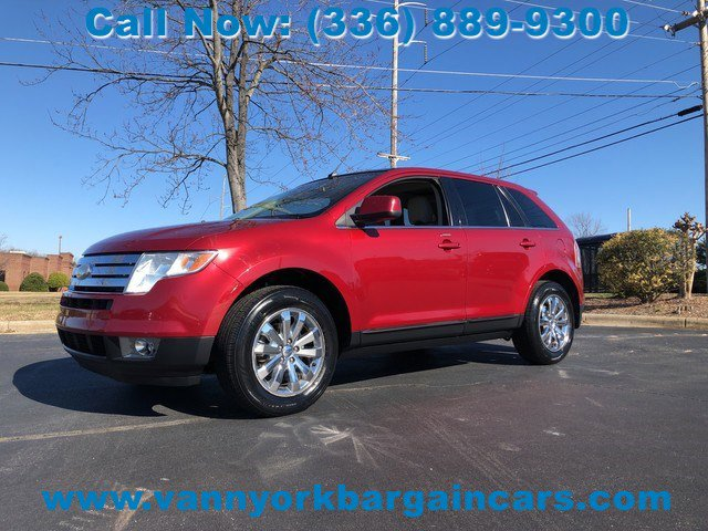 Used 2008 Ford Edge in High Point, NC