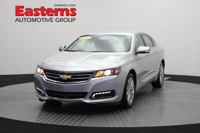 2019 Chevrolet Impala 125984 0