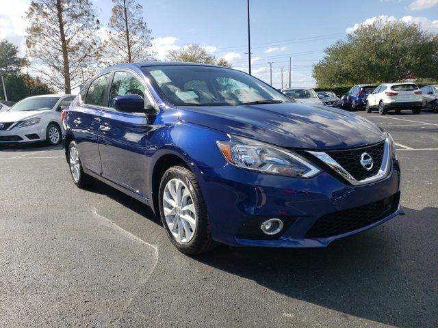 New 2019 Nissan Sentra in Tampa, FL