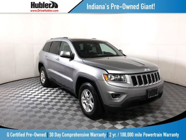 Used 2015 Jeep Grand Cherokee in Greenwood, IN