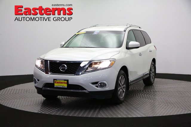 2016 Nissan Pathfinder for sale 122210 0