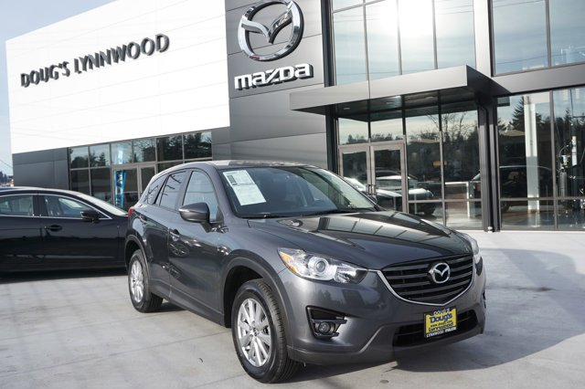 Used 2016 Mazda CX-5 in Lynnwood Seattle Kirkland Everett, WA