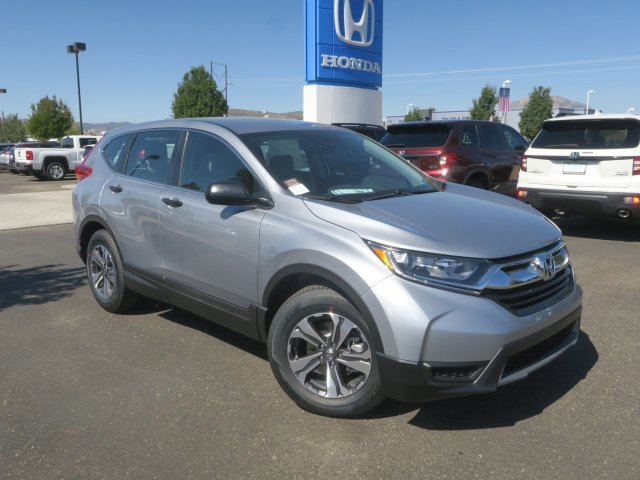 New 2019 Honda CR-V in Prescott, AZ