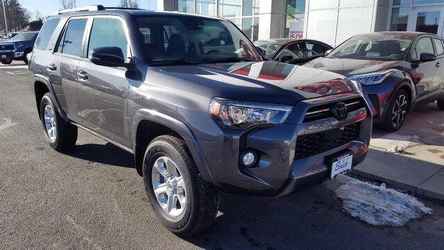 New 2020 Toyota 4Runner in Laramie, WY