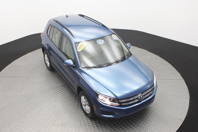 2017 Volkswagen Tiguan for sale 121578 2