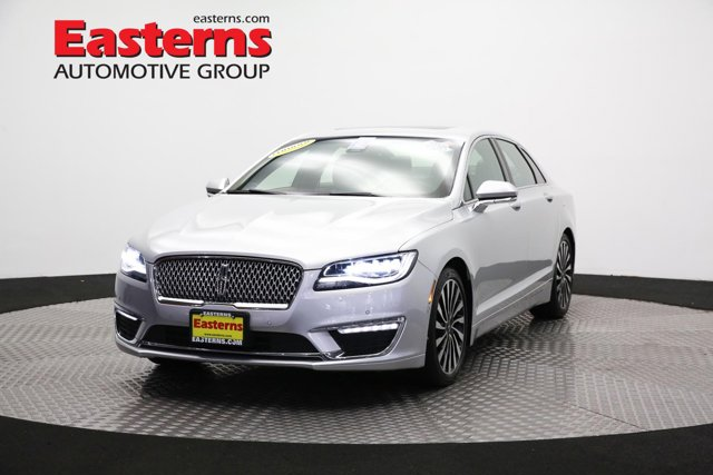 2017 Lincoln MKZ Hybrid Black Label 4dr Car