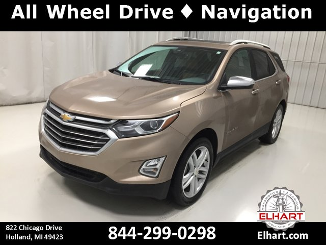 Used 2018 Chevrolet Equinox in Holland, MI