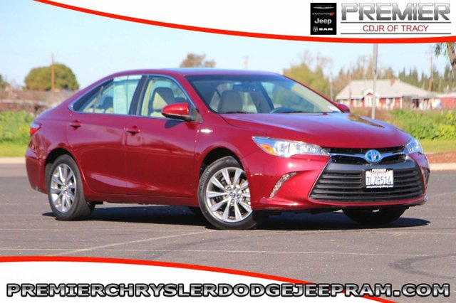 Used 2015 Toyota Camry Hybrid in Tracy, CA