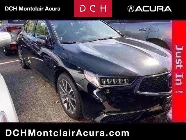 2018 Acura TLX 3.5L SH-AWD