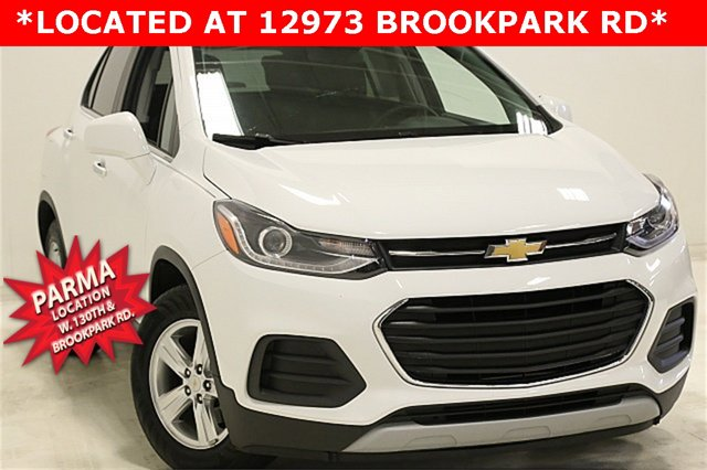 Used 2018 Chevrolet Trax in Cleveland, OH