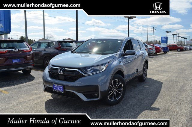 New 2020 Honda CR-V in Gurnee, IL