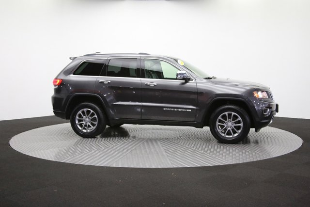 2016 Jeep Grand Cherokee for sale 124307 41