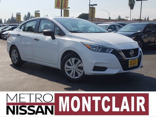 2020 Nissan Versa S S CVT Regular Unleaded I-4 1.6 L/98 [19]