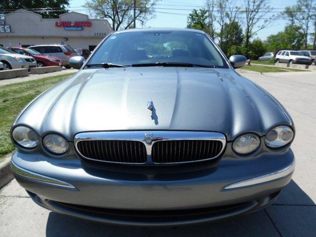 2003 Jaguar X-TYPE 2.5L Auto