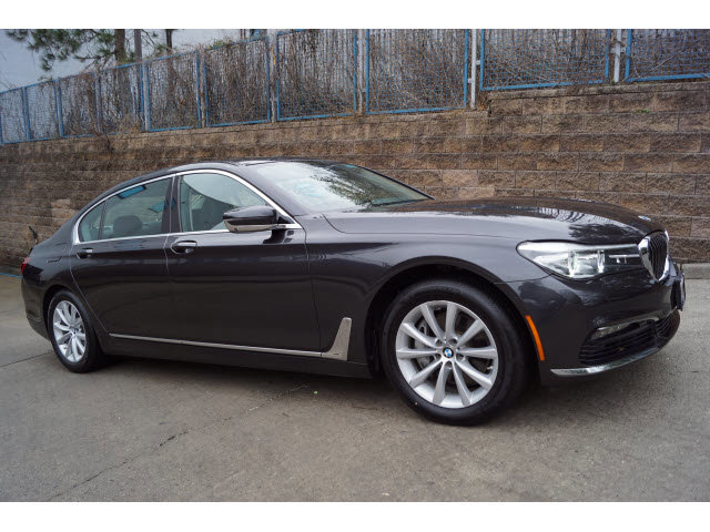 Used 2017 BMW 7 Series in Little Falls, NJ