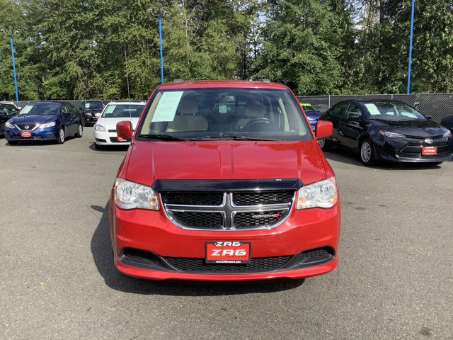 Used 2013 Dodge Grand Caravan 4dr Wgn SXT