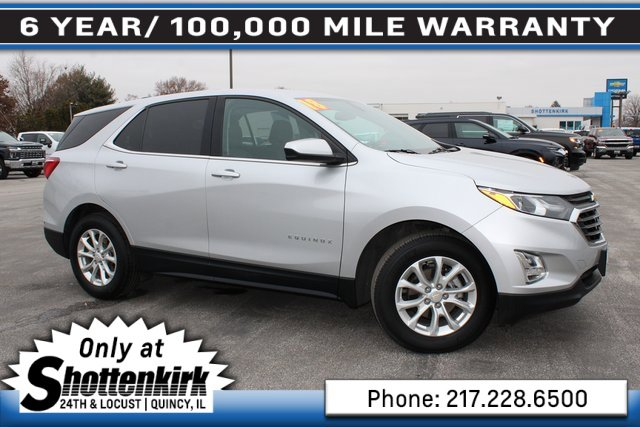 Used 2018 Chevrolet Equinox in Quincy, IL