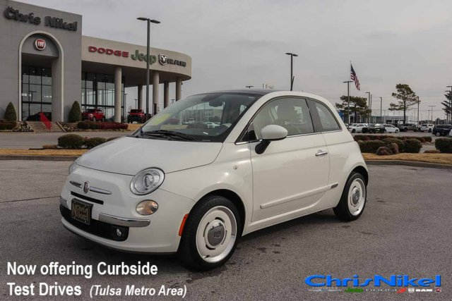Pre-Owned 2014 FIAT 500 1957 Edition