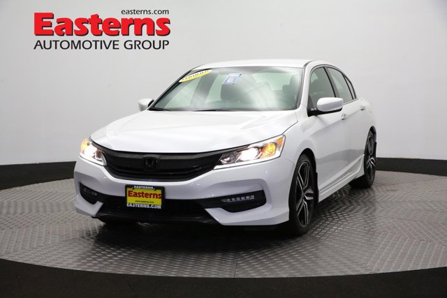 2016 Honda Accord Sport 4dr Car