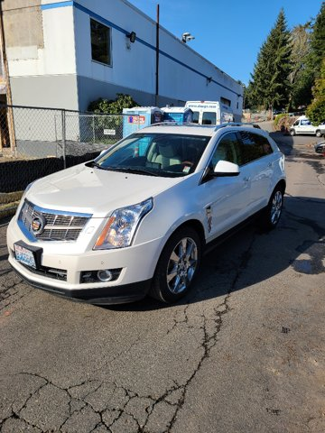 Used 2010 Cadillac SRX AWD 4dr Performance Collection