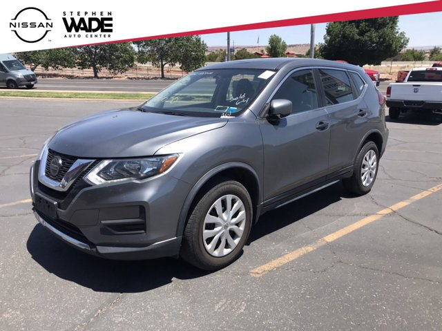 Used 2018 Nissan Rogue S