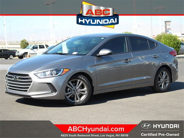 2018 Hyundai Elantra SEL SEL 2.0L Auto (Alabama) Regular Unleaded I-4 2.0 L/122 [18]