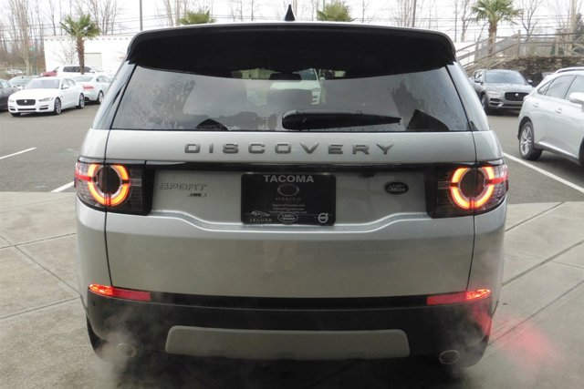 New 2017 Land Rover Discovery Sport HSE 4WD