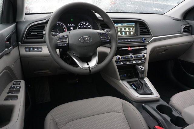New 2020 Hyundai Elantra SEL IVT SULEV