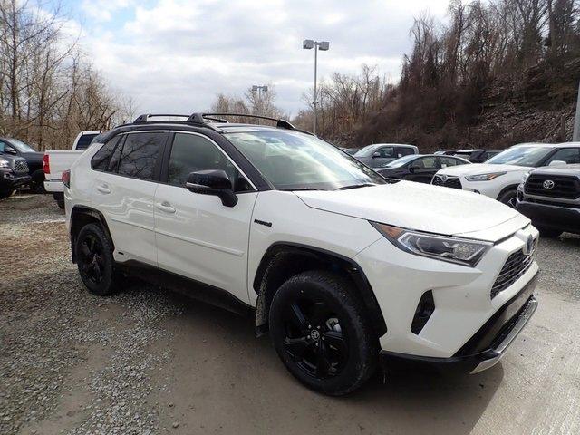 New 2020 Toyota RAV4 Hybrid in Pleasant Hills, PA