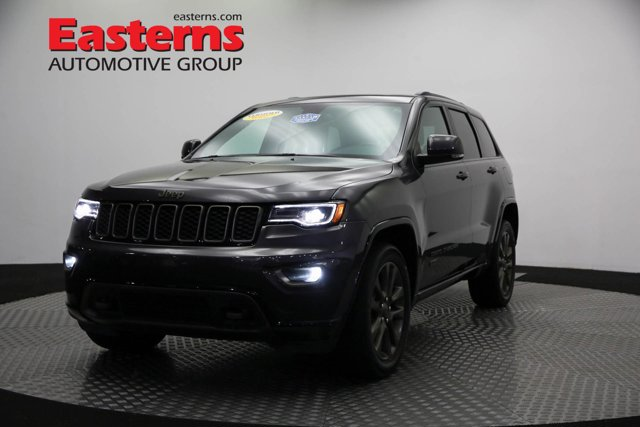 2016 Jeep Grand Cherokee Limited 75th Anniversary Sport Utility