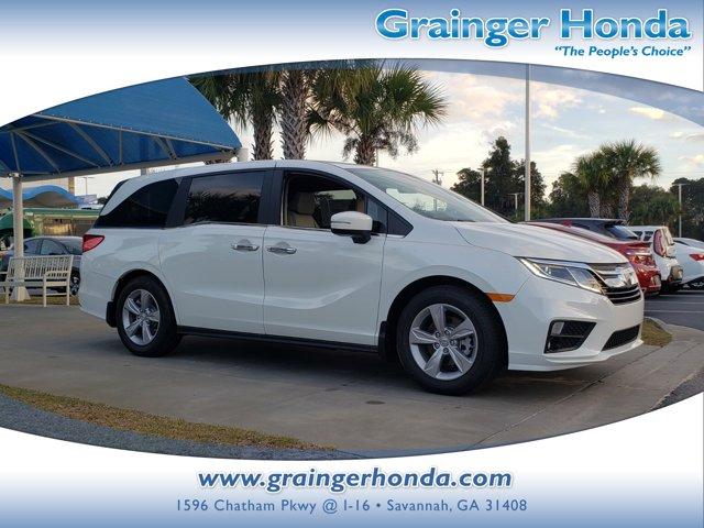New 2020 Honda Odyssey in Savannah, GA