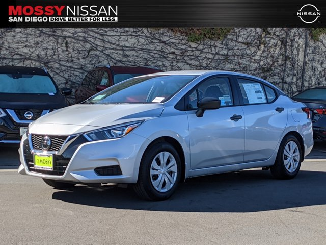 2020 Nissan Versa Sedan S S CVT Regular Unleaded I-4 1.6 L/98 [4]