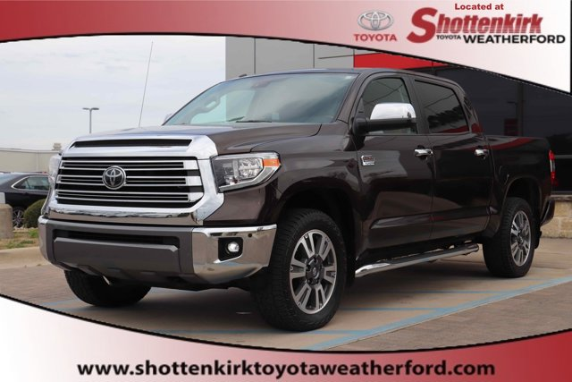 Used 2018 Toyota Tundra in Granbury, TX