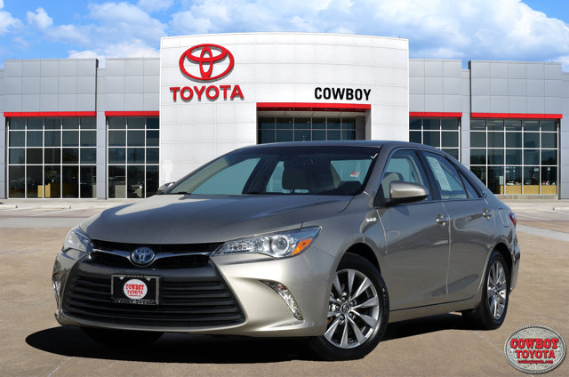 Used 2016 Toyota Camry in Dallas, TX