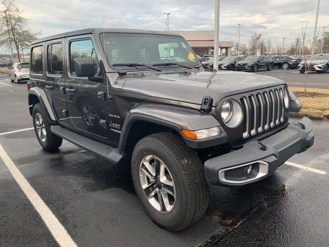 Used 2020 Jeep Wrangler in Memphis, TN