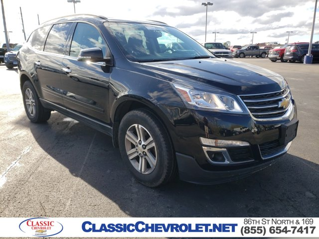 Used 2017 Chevrolet Traverse in Owasso, OK