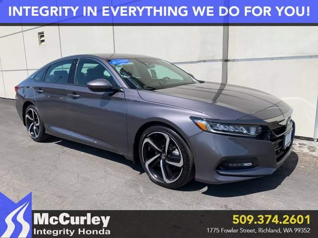 Used 2018 Honda Accord Sedan in Richland, WA