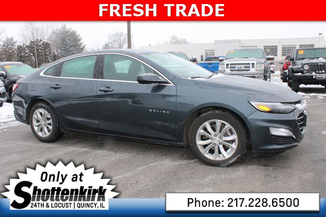 Used 2019 Chevrolet Malibu in Quincy, IL