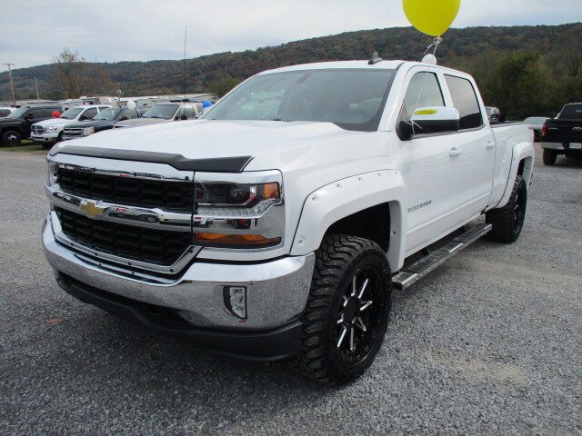 Used 2017 Chevrolet Silverado 1500 in Fort Payne, AL
