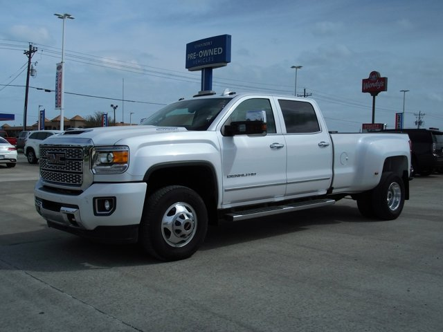 Used 2019 GMC Sierra 3500HD in New Iberia, LA
