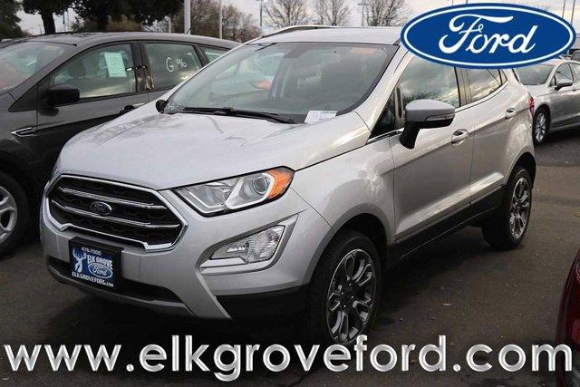 Used 2018 Ford EcoSport Titanium 4WD