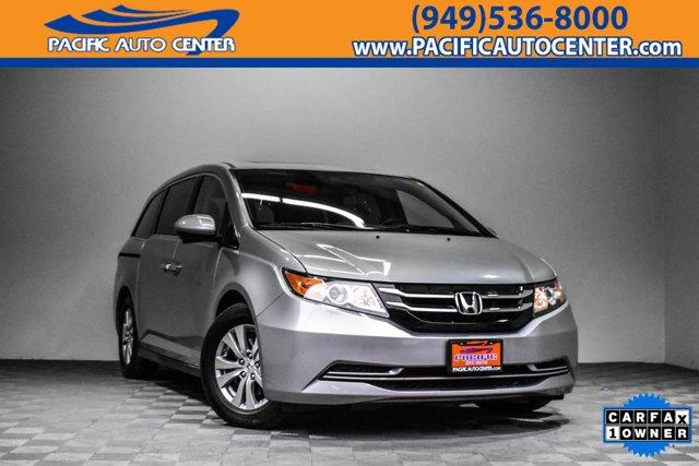 Used 2016 Honda Odyssey in Costa Mesa, CA
