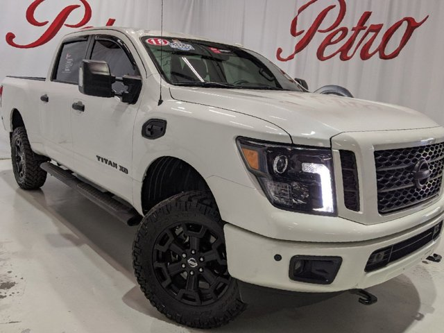 Used 2018 Nissan Titan XD in Hattiesburg, MS