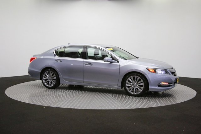 2017 Acura RLX for sale 124193 44