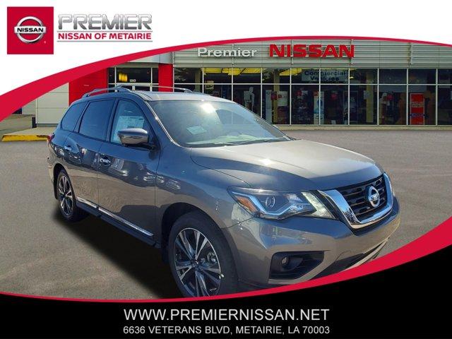New 2020 Nissan Pathfinder in Metairie, LA