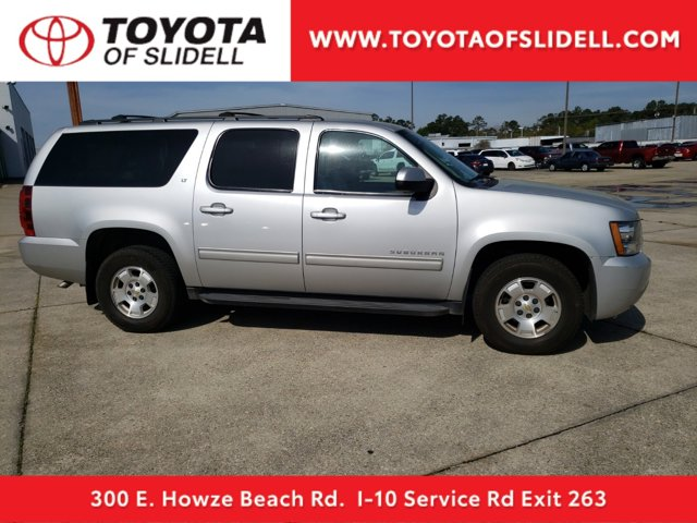 Used 2013 Chevrolet Suburban in Slidell, LA